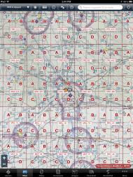 CAP Grid overlay
