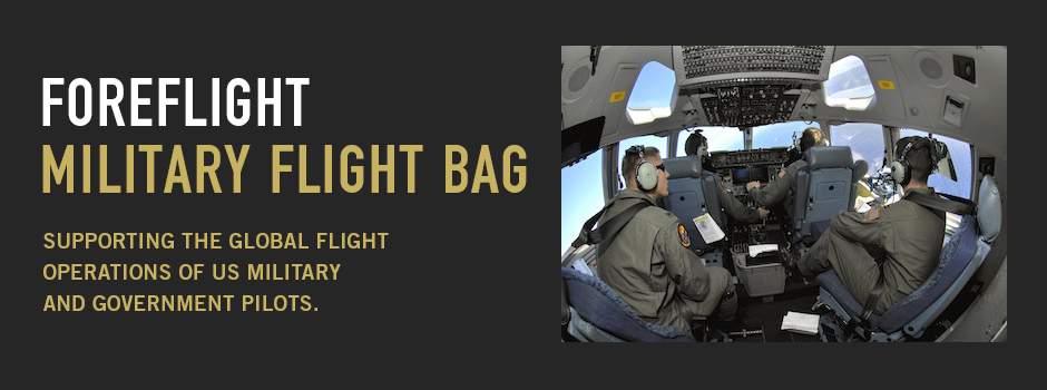Foreflight U2019s Military Flight Bag Is Ready For Duty