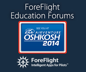 AirVenture 2014 Education Forums