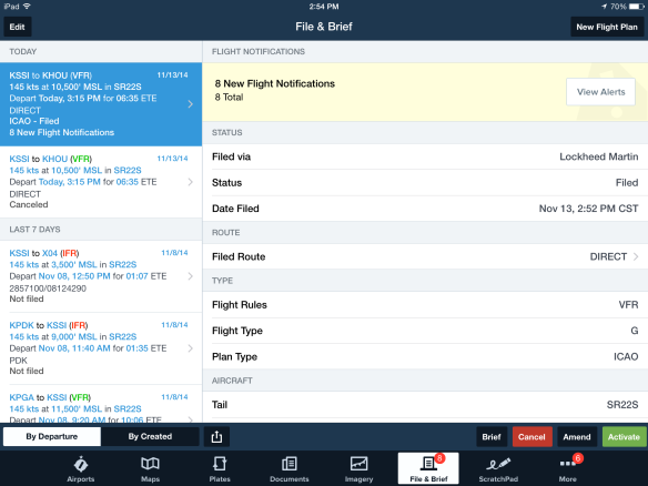 1-Flight-Notifications