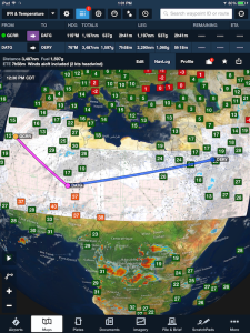 Worldwide library of D-FLIP charts and publications within the ForeFlight Mobile app.