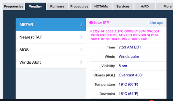 Airports-View-METAR