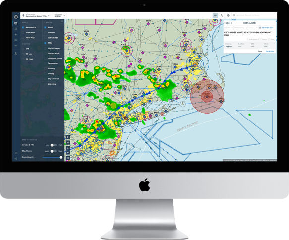 ForeFlight on the web