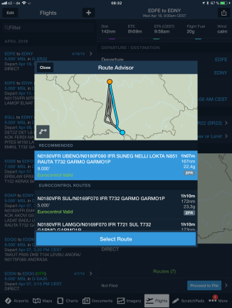 ForeFlight-graphical-route-advisor-on-flights-tab