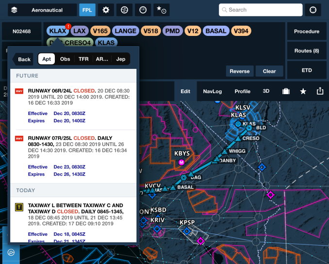 Blog Post Notam Warnings Other Tabs